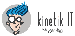 kinetik IT blog spot